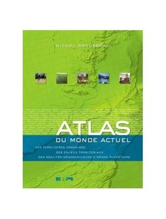 Atlas du monde actuel for Papeterie brossard