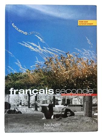 L Ecume Des Lettres Francais Seconde